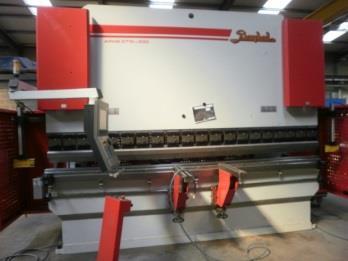 CNC plooibank