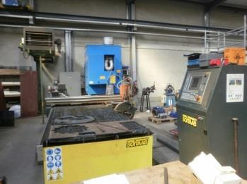 CNC plasmabrander